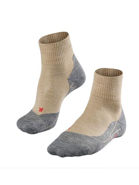 Falke TK5 Short Socks Women nature melange